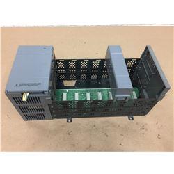 Allen-Bradley 1746-P2 Power Supply & 1746-A7 7-SLOT RACK