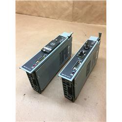 (2) Allen-Bradley 1772-LW MINI-PLC-2/17 Processor