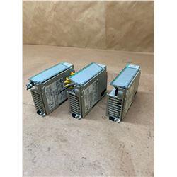 (3) Allen-Bradley 1769-OB16 Series B Rev 1 Compact I/O Sourcing Output Module