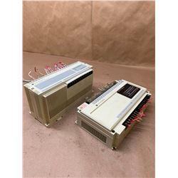 (2) Allen-Bradley Modules 1745-LP153 Processor Unit & 1745-E101 Expansion Unit