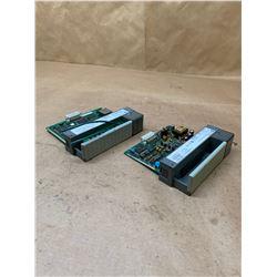 (2) Allen-Bradley I/O Modules 1746-NI8 & 1746-NIO4I