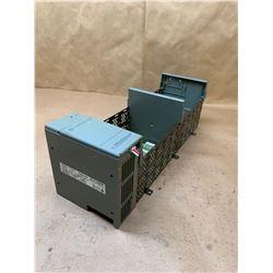 Allen-Bradley 1746-P1 Series A SLC 500 Power Supply w/ 1746-A10 10-Slot Rack