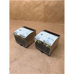 (2) Allen-Bradley 1606-XL240E Power Supply