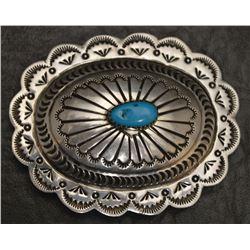 NAVAJO INDIAN BUCKLE (CARSON)