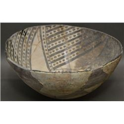 ANASAZI INDIAN POTTERY BOWL