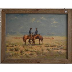 WESTERN PAINTING (ROBERT BOWMAN)