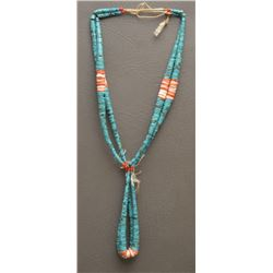 SANTO DOMINGO INDIAN JOCLAS NECKLACE