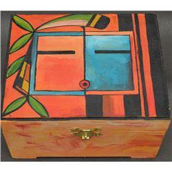 SOUTHWEST DESIGN BOX (PAT CARROLL)