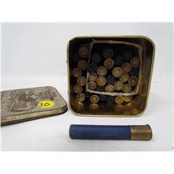 LOT OF .410 GAUGE MAGNUM SHOTGUN SHELLS (IMPERIAL)