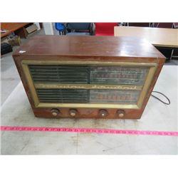 SHORTWAVE RADIO (WESTING HOUSE)