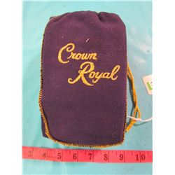 CROWN ROYAL BAG FULL OF MARK TEN COUPONS