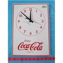 COCA-COLA CLOCK (70'S)