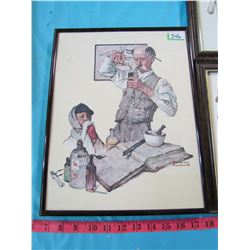 3 NORMAN ROCKWELL PICTURES
