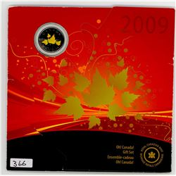 OH CANADA GIFT SET (UNCIRCULATED SET) *2009*