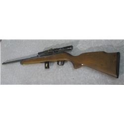 ".22 SEMI AUTOMATIC RIFLE (COOEY MODEL 64b) *28"" BARREL* (COMES WITH CLIP)"