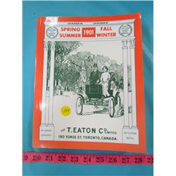 EATONS 1901 CATALOGUE (REPRODUCTION)