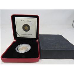 2004 $20 proof Hopewell Rocks .9999 silver.   $50.