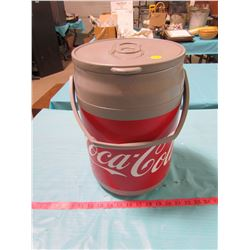 "COKE DRINK COOLER (14"" TALL)"