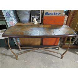 "SOFA TABLE (52"" X 29"")"