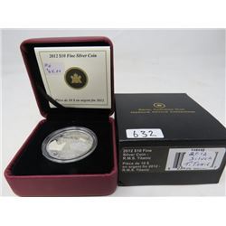 2010 Proof 10 RMS Titanic. .9999 silver
