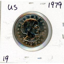 ONE DOLLAR COIN (USA) *1979*