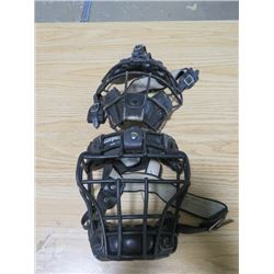 TWO CATCHERS MASK (ONE IS COOPER JM8)