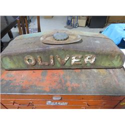 OLIVER TRACTOR RADIATOR TOP