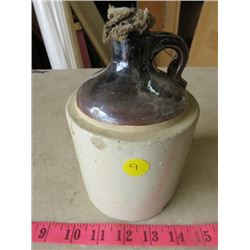 1/4 GALLON WHISKEY JUG