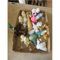 LOT OF AVON COLLECTABLES