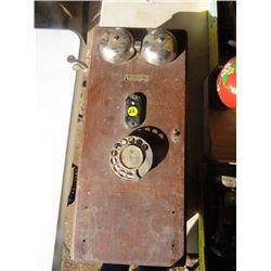 NORTHERN ELECTRIC COMPANY (LONG BOX OAK TELEPHONE)