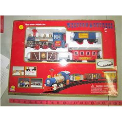 WESTERN EXPRESS TRAIN SET