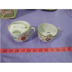 MUSTACHE CUPS (SET OF 2)