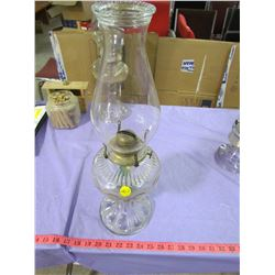 ZIPPER COAL OIL LAMP (#2)