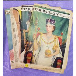 STAR WEEKLY X4 (1953)