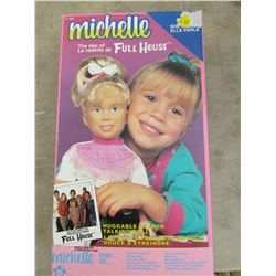 MICHELLE FROM FULL HOUSE DOLL