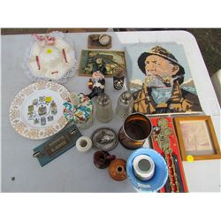 LOT OF ASSORTED MISCELLANEOUS ITEMS
