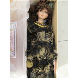 VANESSA DOLL (VANESSA DOLL COLLECTION SERIE 2002) *VANESSA RICARDI*