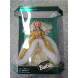 SPECIAL EDITION HAPPY HOLIDAYS BARBIE