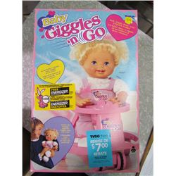 BABY GIGGLES AND GO