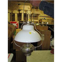 HANGING GENERAL STORE LAMP