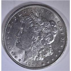 1903 MORGAN DOLLAR, CH BU