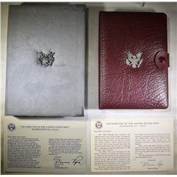 1984 & 86 U.S. PRESTIGE PROOF SETS