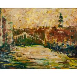 Claude Monet French Impressionist Oil on Canvas