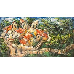 Chaim Soutine Russian-French Expressionist OOC