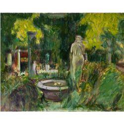 Joaquin Sorolla Spanish Modernist Oil on Canvas