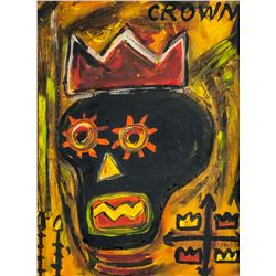 Jean-Michel Basquiat US Mixed Lexington Gallery