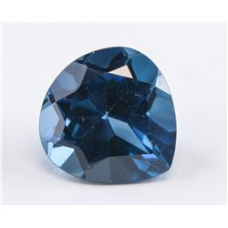 6.00 ct Green Blueish Pear Cut Alexandrite AGSL