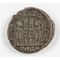 Ancient Roman Empire Copper Coin
