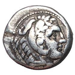 315-294 BC Macedon Silver Tetradrachm