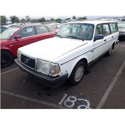 1990 Volvo 240DL